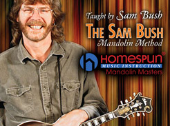 The Sam Bush Mandolin Method - Tutorial Video