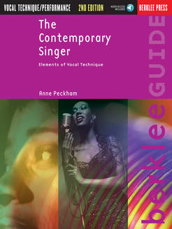 The Contemporary Singer - 2nd Edition - Tutorial Video