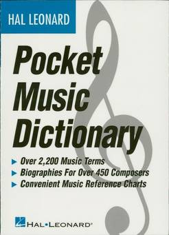 The Hal Leonard Pocket Music Dictionary - Tutorial Video