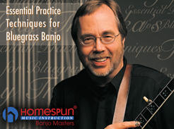 Tony Trischka Essential Practice Techniques for Bluegrass Banjo - Tutorial Video