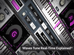 Waves Tune Real-Time Explained - Tutorial Video
