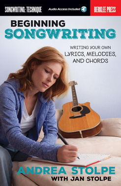 Beginning Songwriting - Tutorial Video
