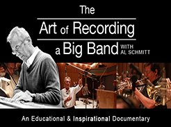 The Art of Recording a Big Band - Tutorial Video