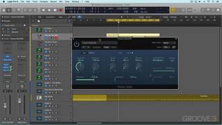 Software Instrument Sidechaining & New MIDI Plug-In Parameter Targets