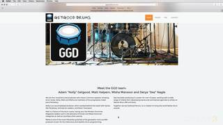 Welcome to GetGood Drums