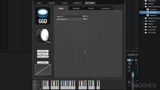 Setting MIDI Mapping Presets