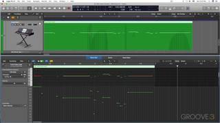 MIDI Draw Menu