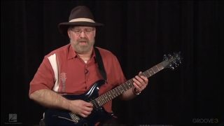 Lick 161 - 16th-Note Blues