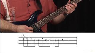Lick 168 - Melodic Turnaround