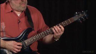 Lick 173 - Blues Fingerings