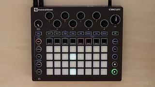 Building Drum Grooves in Circuit