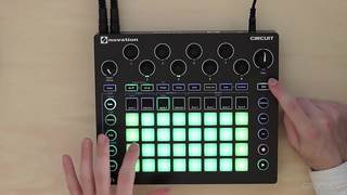 Recording a Synth Pattern in Realtime