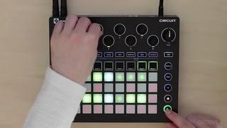 Recording Drum Macro Movements