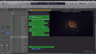 Creating the Intro with Swells & Reverses