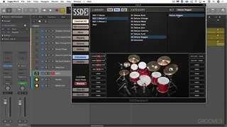 Steven Slate Drums 5 in Action