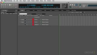 Importing Audio Tracks