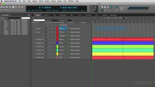 Recording to an Audio Track