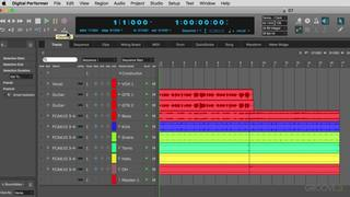 Navigating your Audio with the Transport Controls