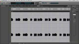Editing Audio in the Waveform Editor