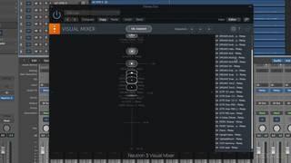 Visual Mixer Parameters