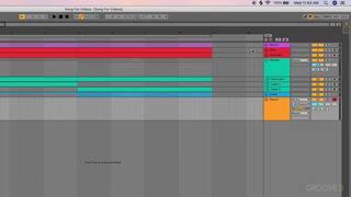 Delayed Synth & Keys