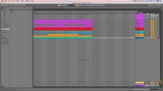 Song Arrangement & Fills