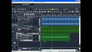 Audio Quantizing using Audio Snap