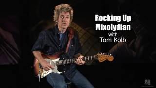 Rocking Up Mixolydian