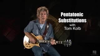 Pentatonic Substitutions