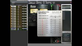 Calibration Settings