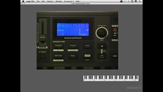 Transpose, Keyboard & MIDI Channels
