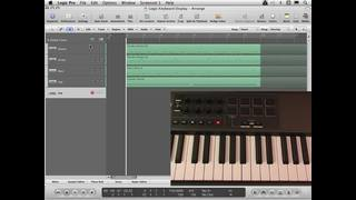 The Arpeggiator in Action