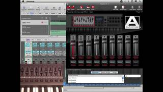 Creating Additional Mixer Pages