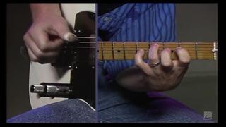 Fingerstyle Technique & Riffs (exercises 20-22)