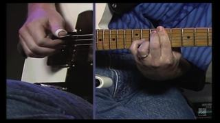 Licks in A (exercises 52-54)