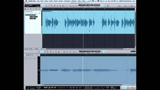 Editing Voiceovers