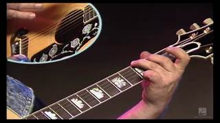 Bluegrass Rhythm - Acoustic Guitar (exercise 26)