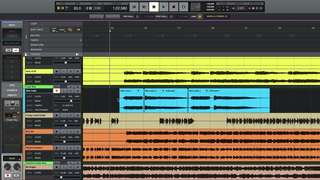 Recording Multiple Track Versions