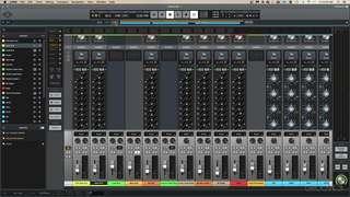Mixer Window Workflow