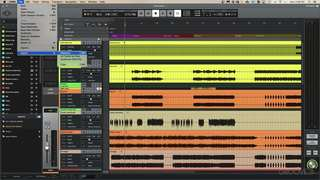 Exporting Mix-Downs