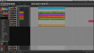 Audio Routing & Grouping