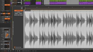 Layered Audio Event Editing