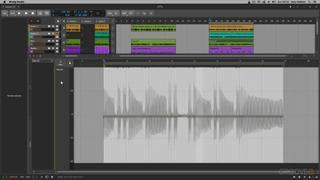 Extra Audio Event Editing Options