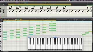 Seventh Chords in Minor Keys