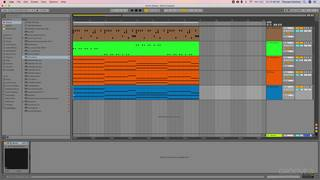 Mixing Synth Delays