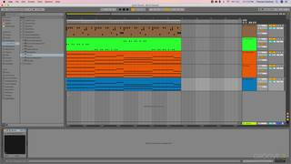 Mixing Synth Reverb