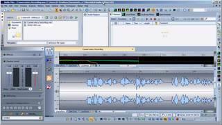 Audio Range Dialogue
