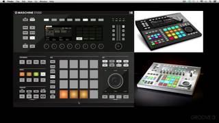 MASCHINE Studio Controller