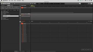 Importing Sounds, REX Files and MPC Programs