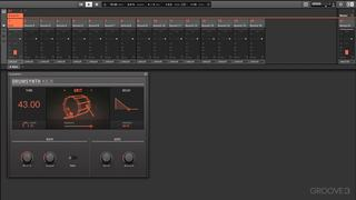 Drum Synth Updates